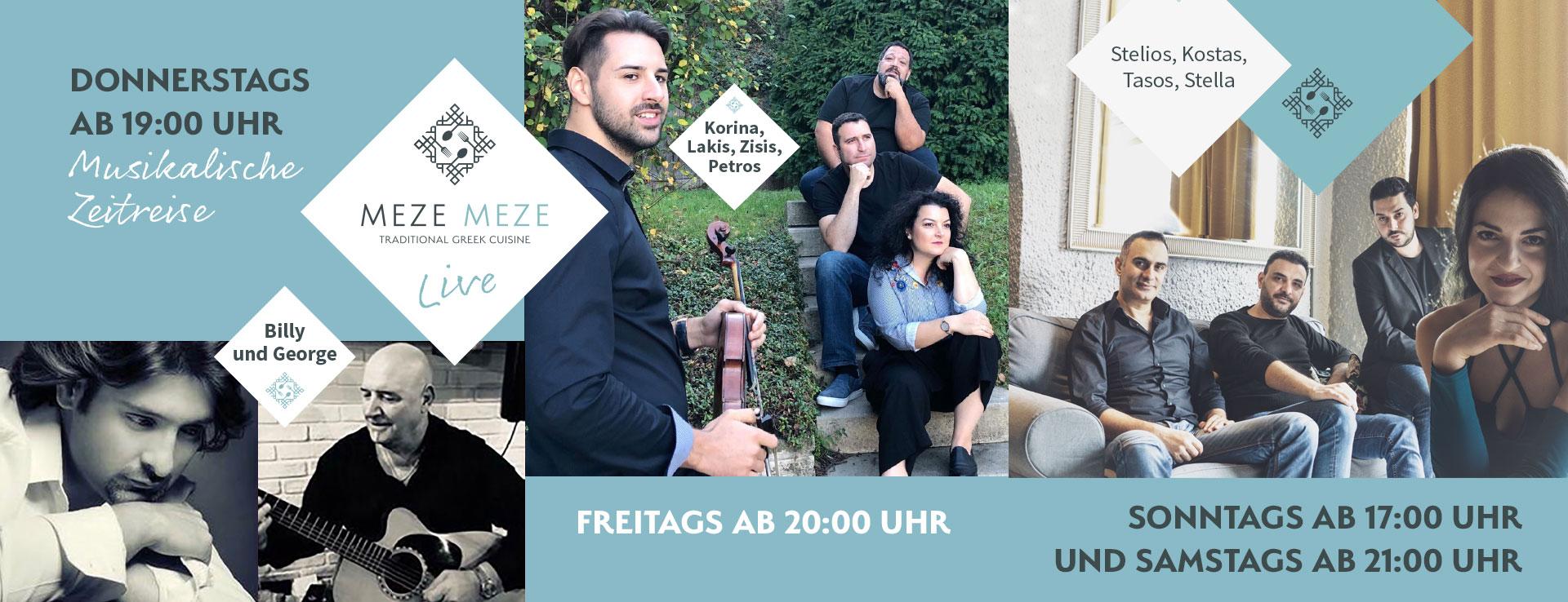 Bands - Meze Meze